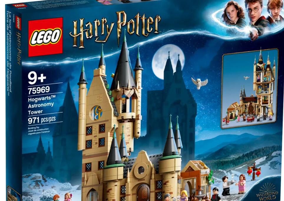 Lego Harry Potter Castillo Exclusivo
