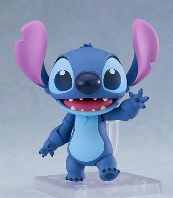 Nendoroid - Lilo & Stitch - Stitch