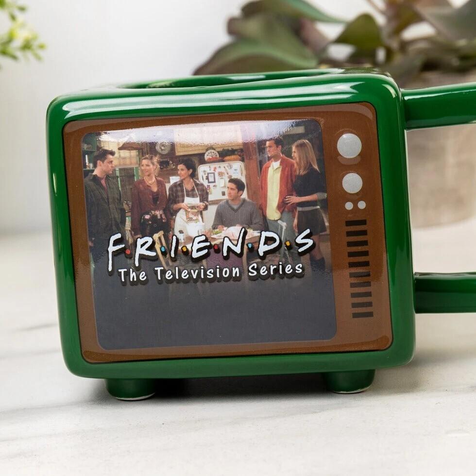 Taza Friends Amigos