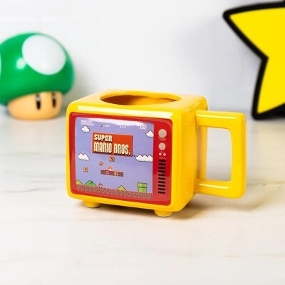 Taza SUPER MARIO BROS