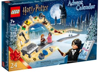 Lego Harry Potter Calendario 2020