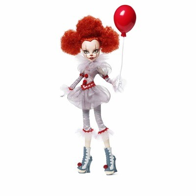 Muñeca IT PENNYWISE MONSTER HIGH