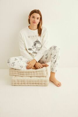 Pants Pijama Snoopy Navidad 2020X