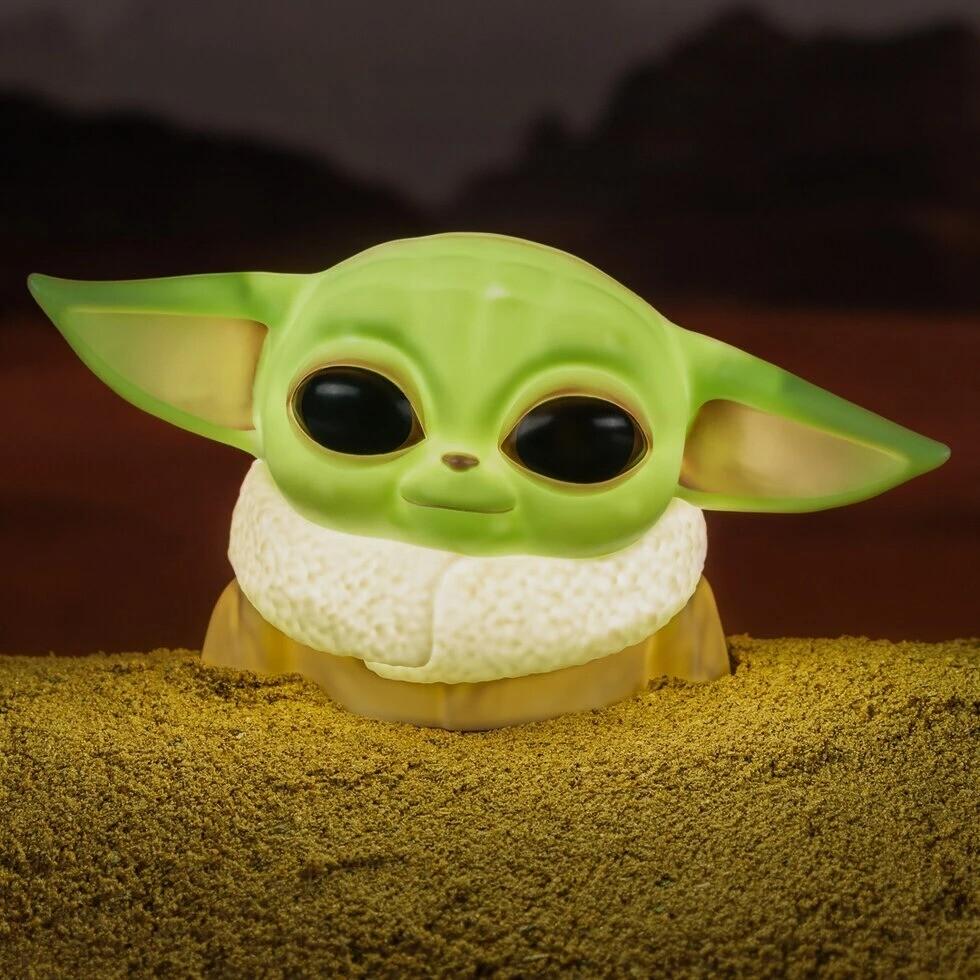 Lampara Yoda