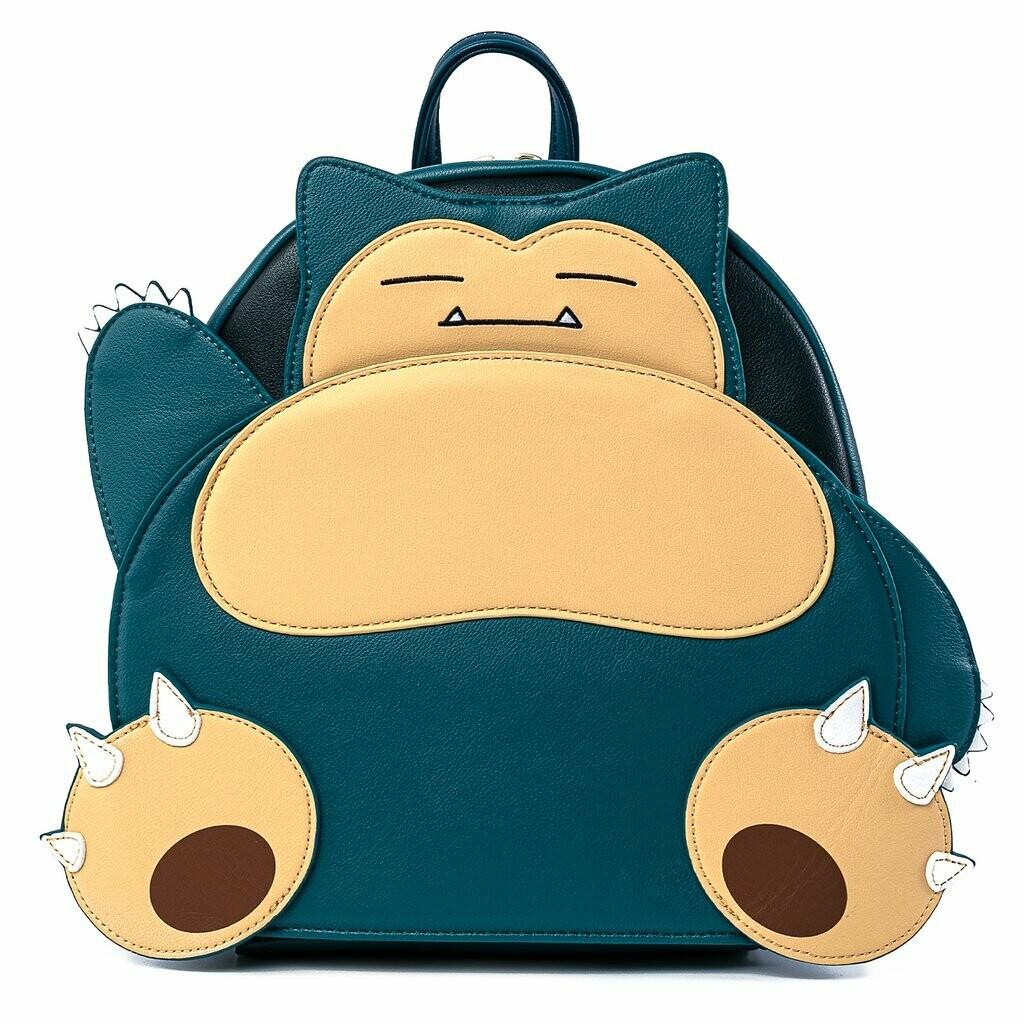 Bolsa Pokemon Snorlax