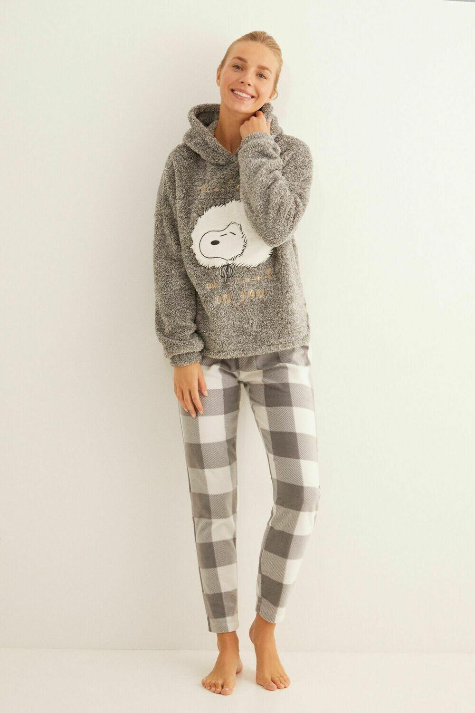Pants Pijama Snoopy X2020 Navidad