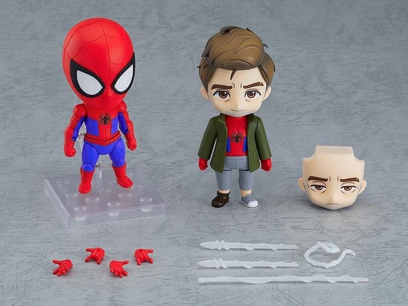 Nendoroid - Peter Parker Spider-Verse