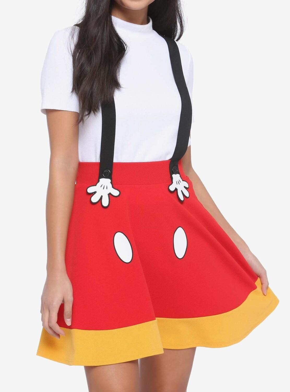 Falda Mickey Mouse