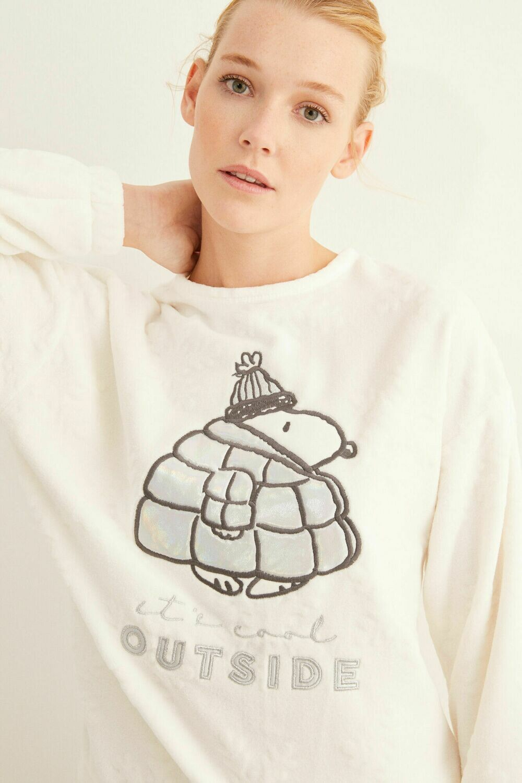 Pijama Snoopy Invierno 2020