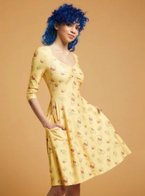 Vestido Winnie Pooh X2020