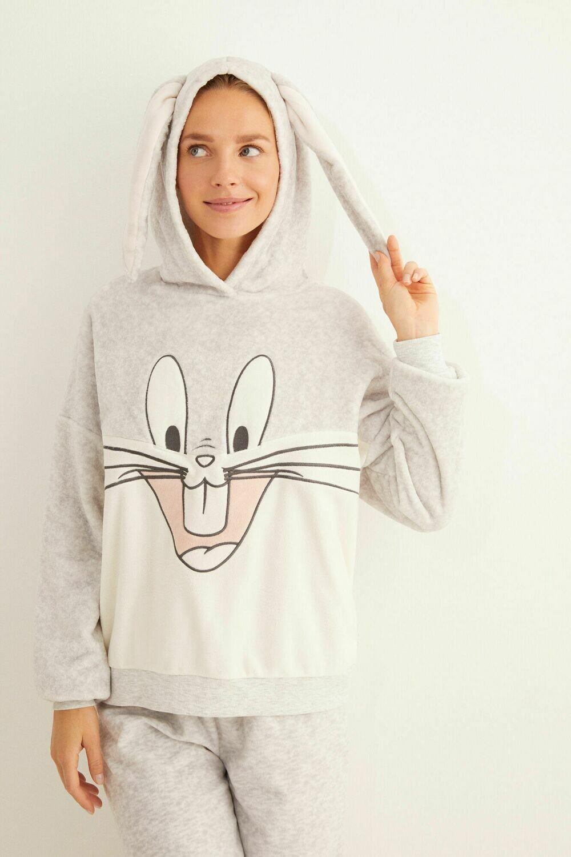 Pants Pijama Buggs Bunny