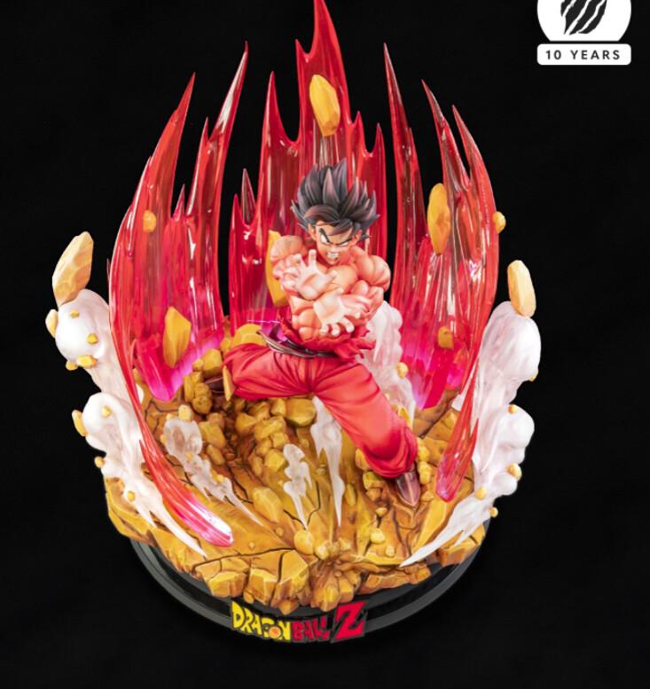 Figura Goku Exclusiva Kaio