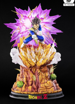 Figura Vegeta Exclusiva Kaio