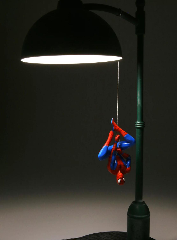 Lampara Spider Man