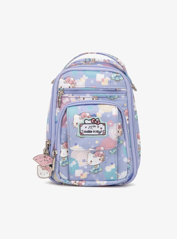 Mini Mochila Hello Kitty Morada