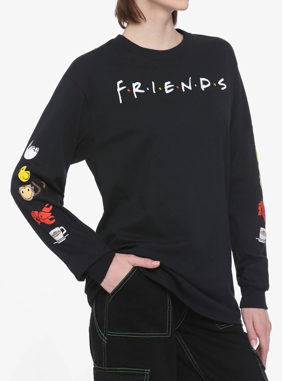 Sudadera Friends 2020