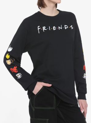 Sudadera Friends 2020