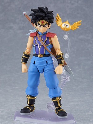 Figma - Dragon Quest - Dai