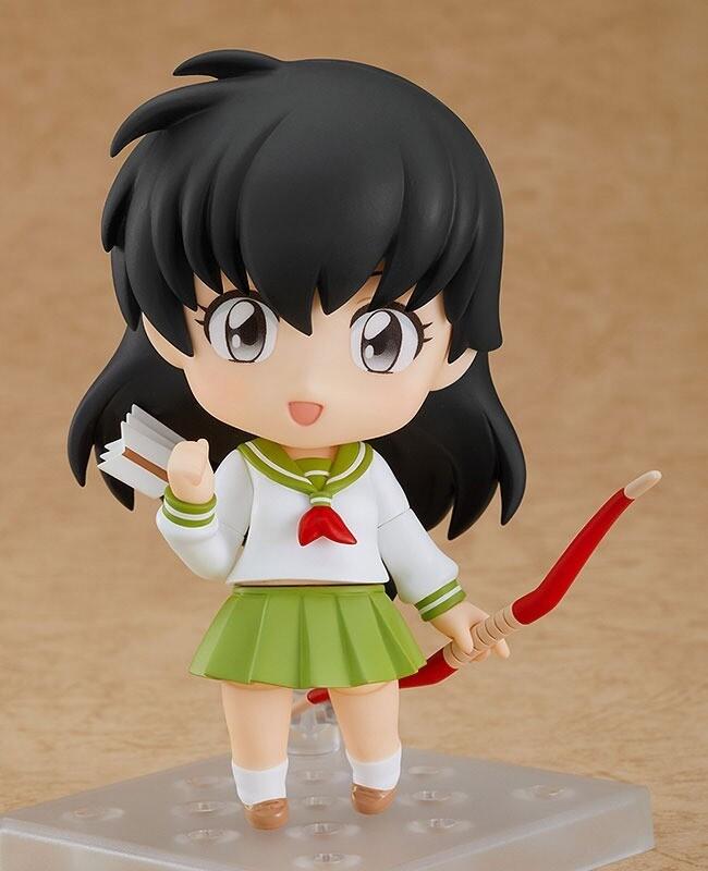Nendoroid - InuYasha Kagome Higurashi
