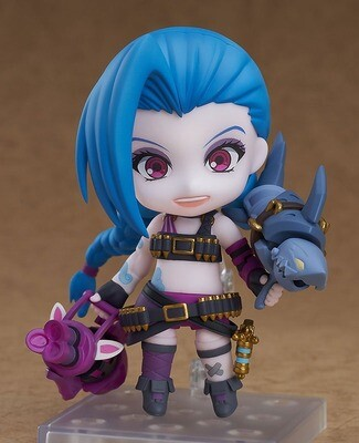 Nendoroid - League of Legends Jinx