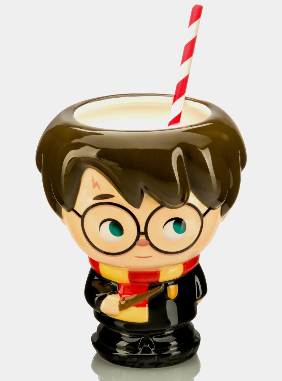 Taza con Popote Harry Potter Modelos