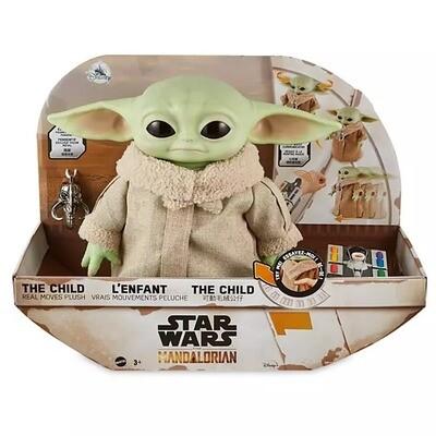 Muñeco Interactivo Bebe Yoda