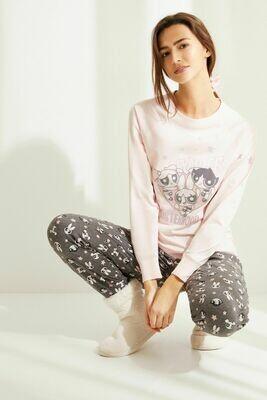 Pants Pijama Chicas Super Poderosas