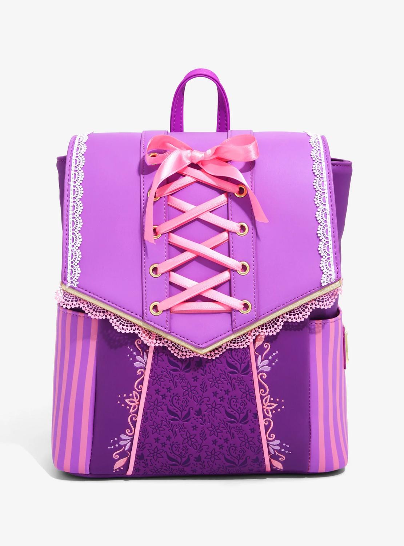 Bolsa Mochila Disney Rapunzel PS20200