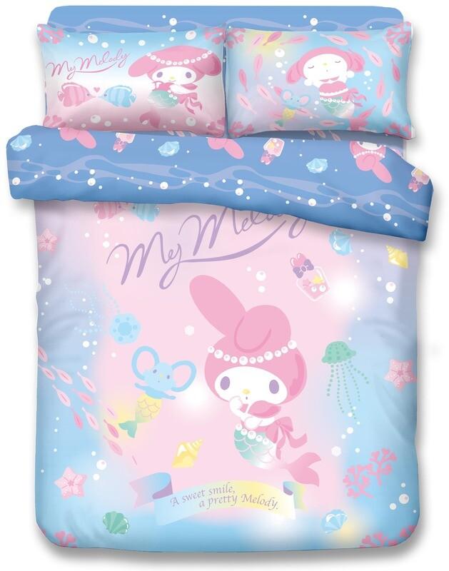 Set para Cama Hello Kitty Melody
