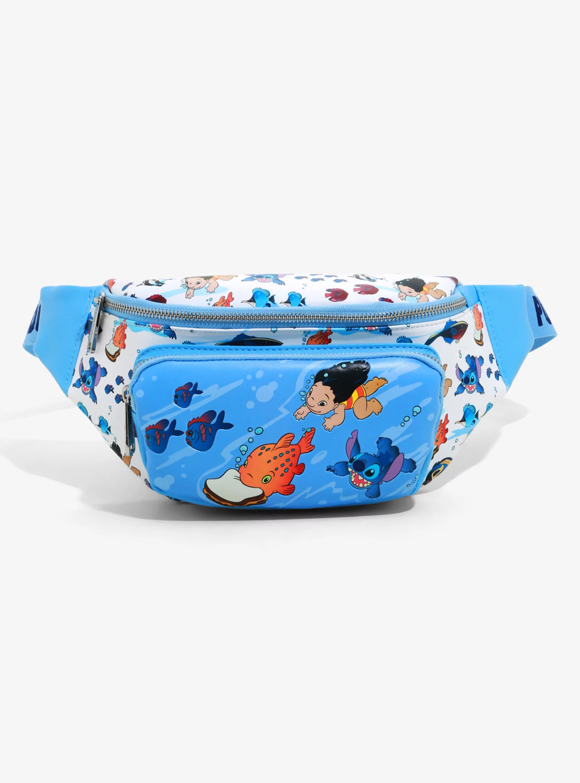 Cangurera Lilo & Stitch Playa 2020