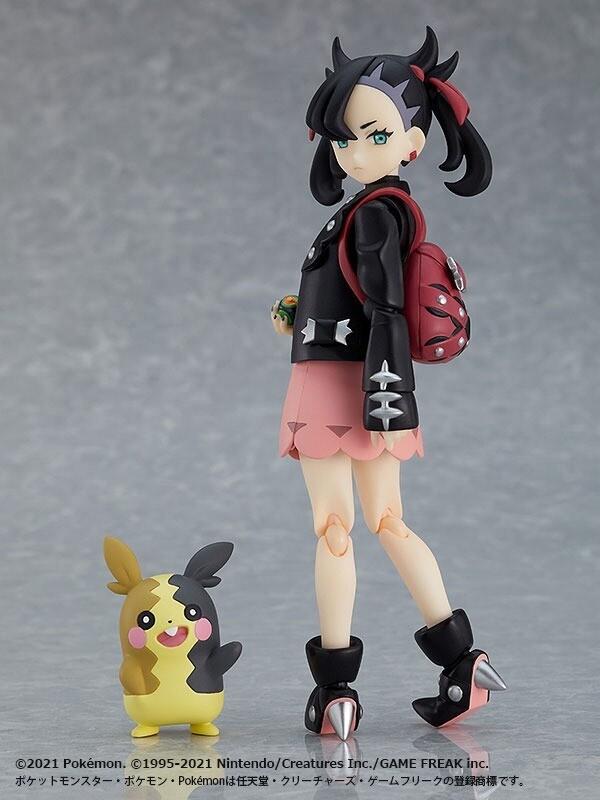 figma - Pokemon - Marnie