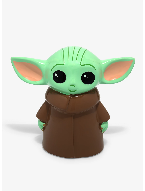 Alcancia Bebe Yoda