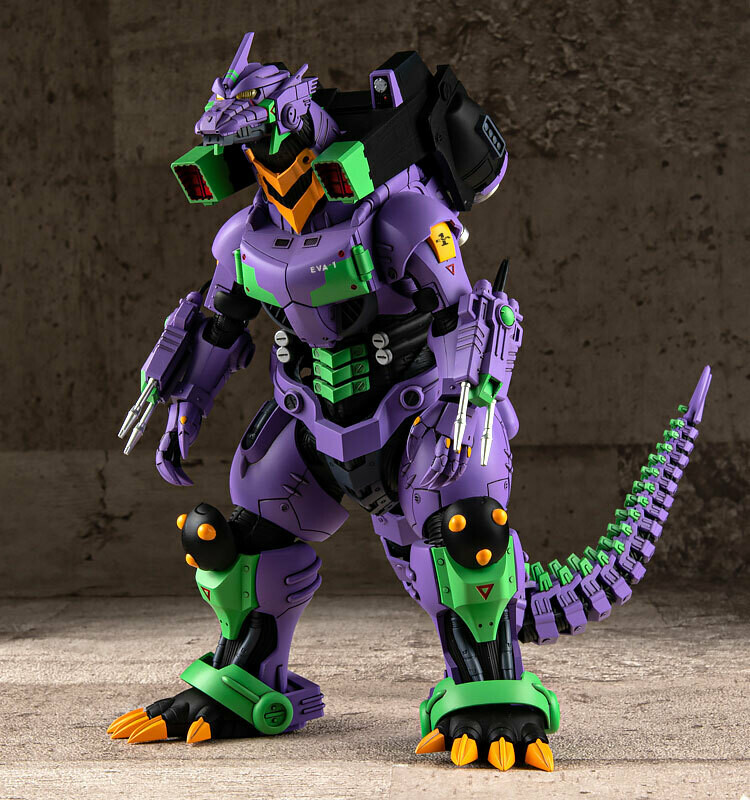 Godzilla vs. Evangelion - EVA Unit-01