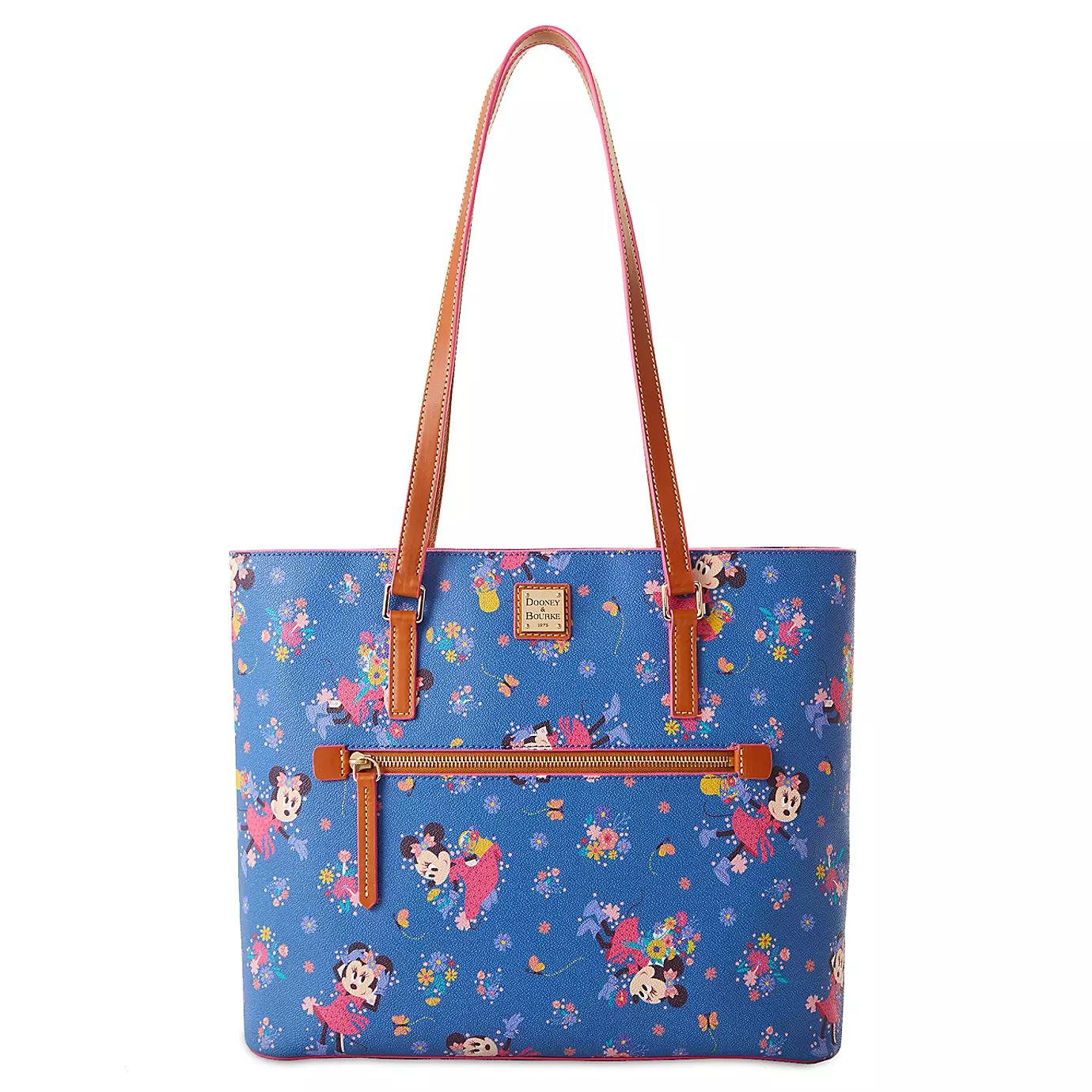 Bolsa Minnie Mouse Jardin de Flores