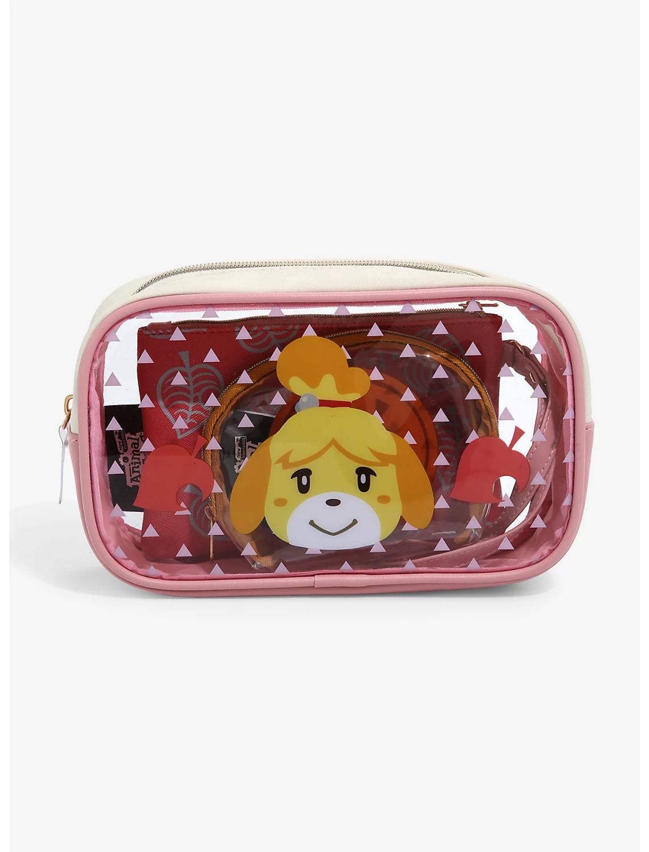 Bolsa Maquillaje Animal Crossing Isabelle