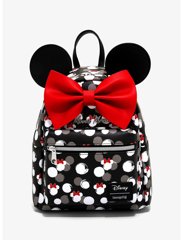 Bolsa Mochila Minnie Mouse PLS00
