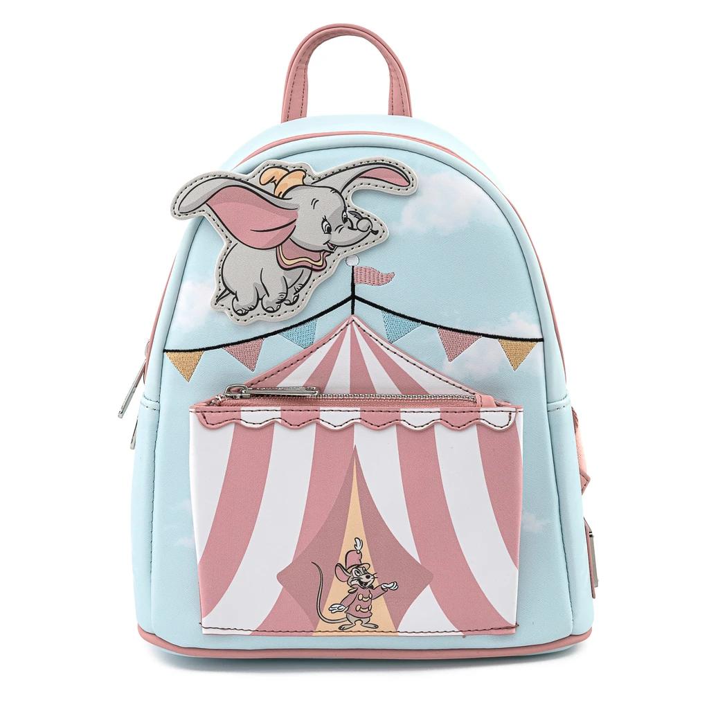 Bolsa Mochila Dumbo Circo 2021