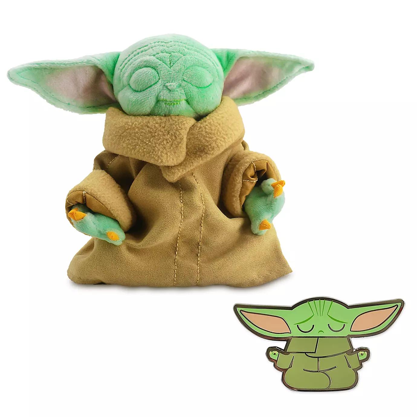 Peluche Yoda Mandalorian Modelos