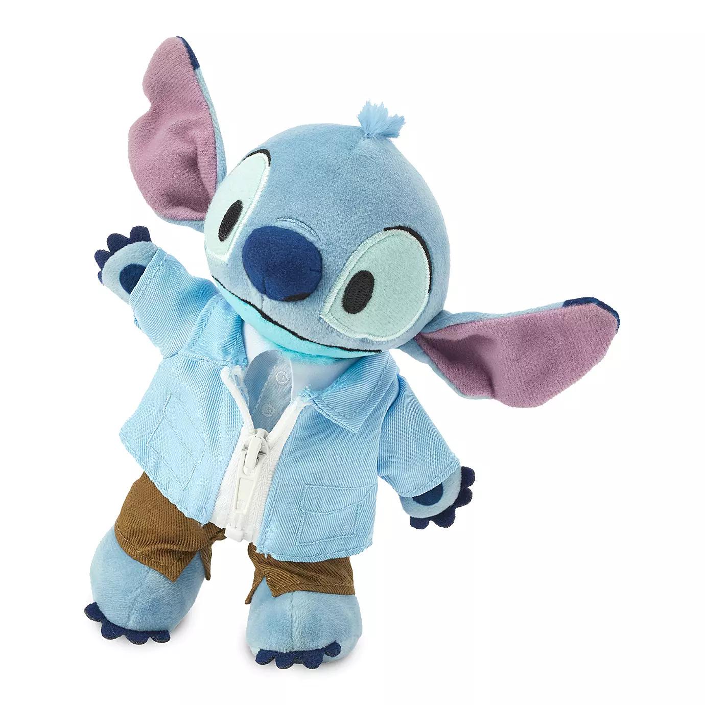 Peluche Lilo Angel Disney 2021