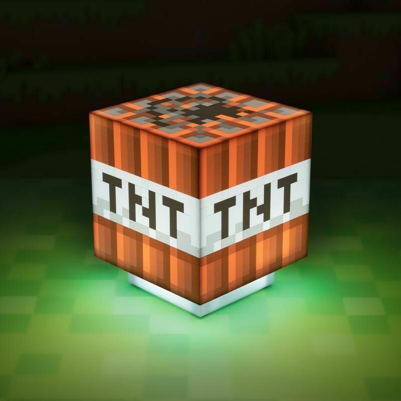 Lampara TNT