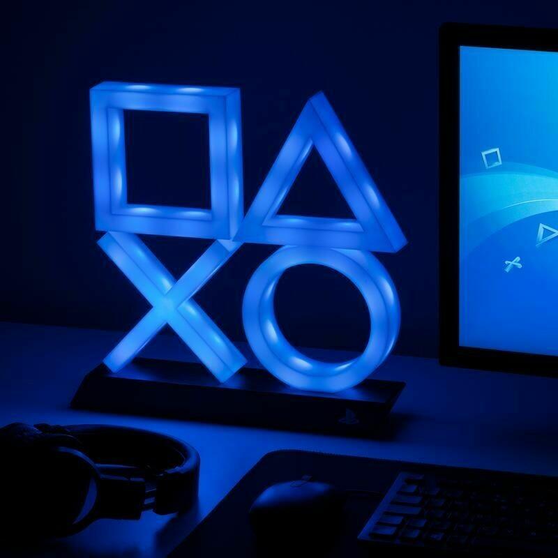Lampara AZUL PlayStation 2021