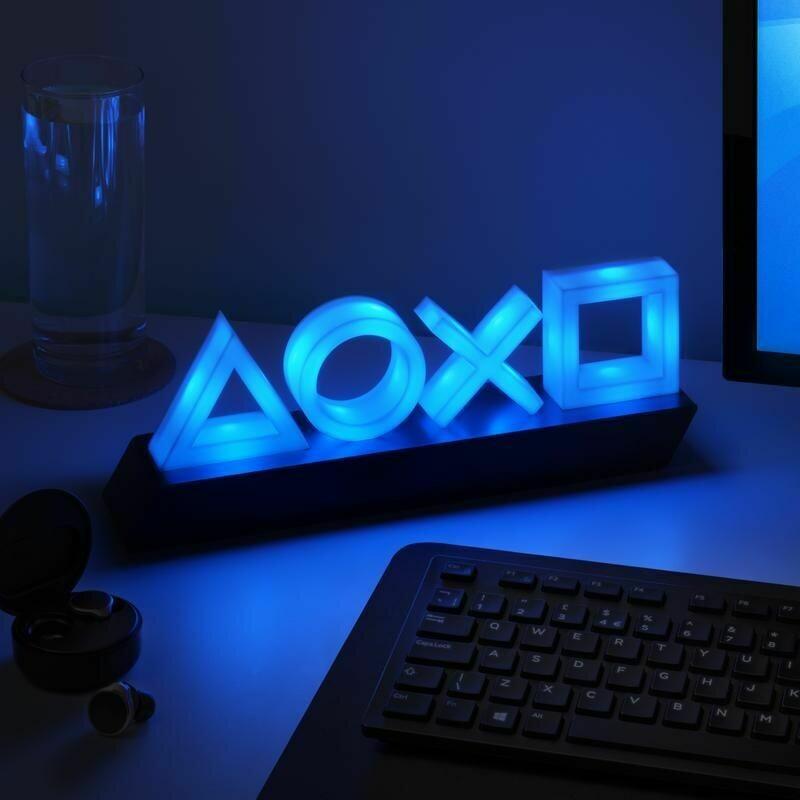 Lampara AZUL Logos PlayStation 2021