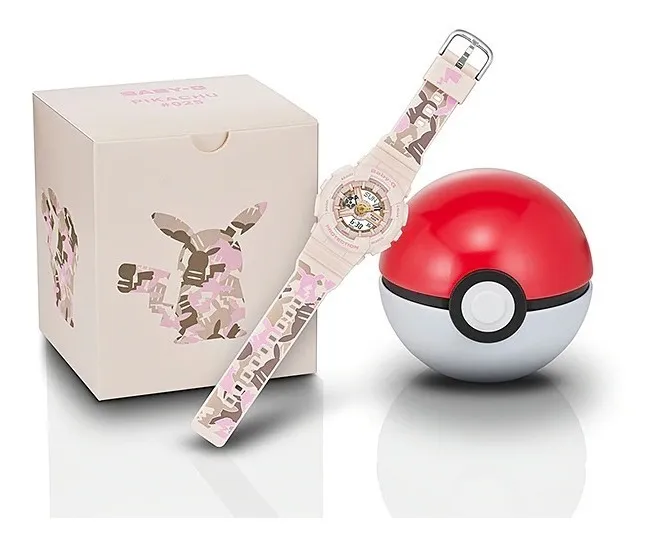 Reloj Pokemon BABY G