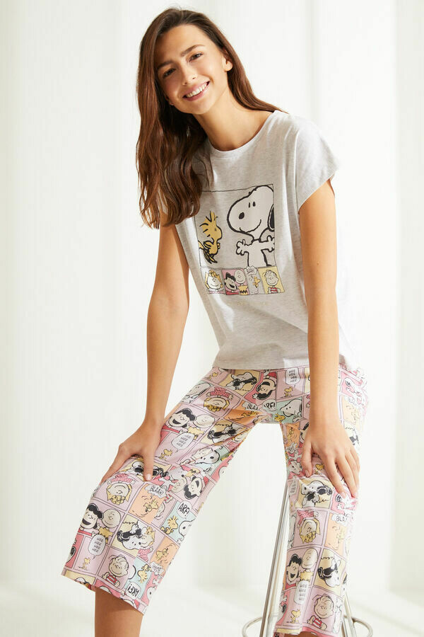 Pants Pijama Snoopy Personajes 20