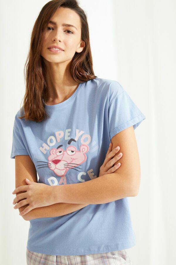 Pants Pijama Pantera Rosa S21