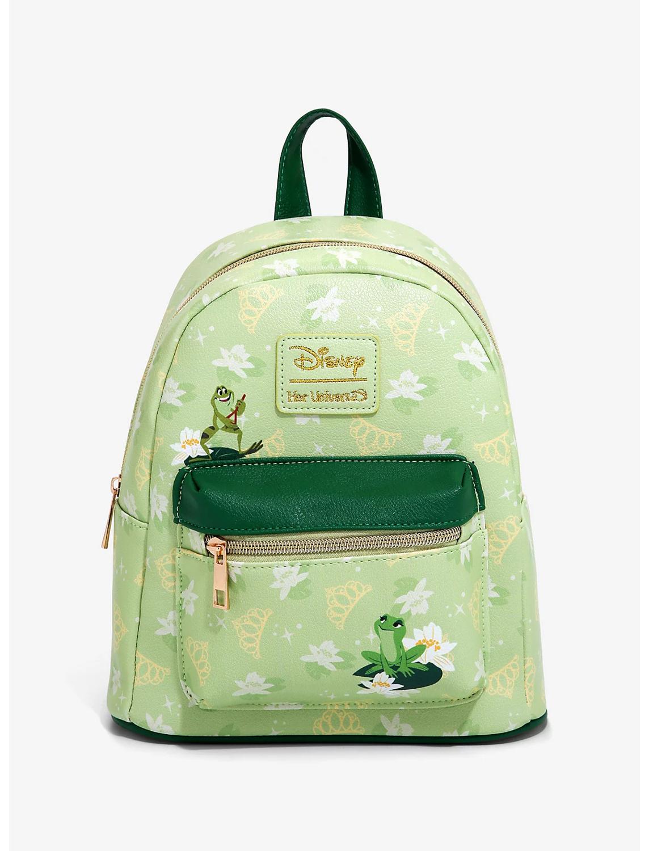 Bolsa Mochila Disney Princesa y Rana
