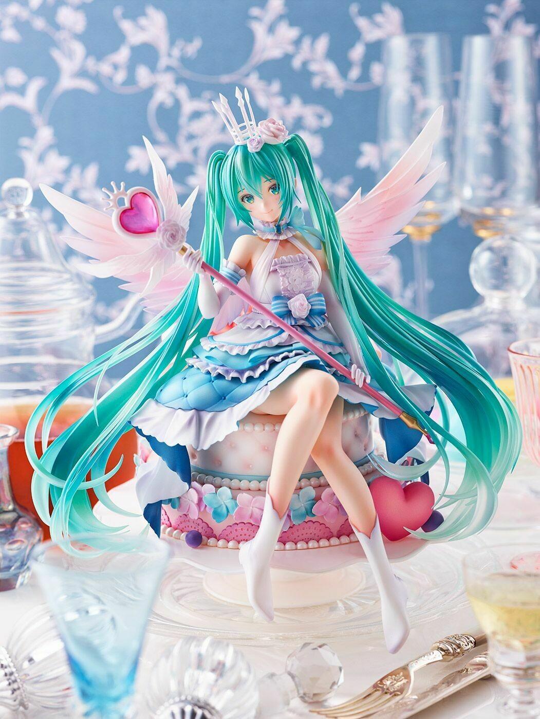 Figura Hatsune Miku Cumpleaños 2021