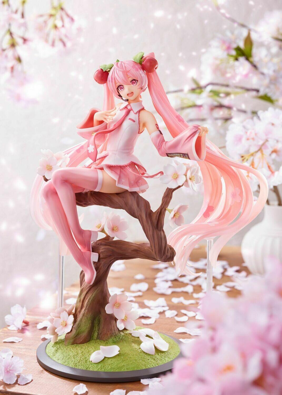Figura Hatsune Miku Sakura 2021