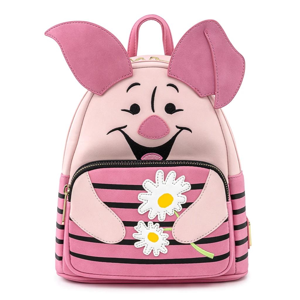 Bolsa Mochila Winnie Pooh PIGLET 2021