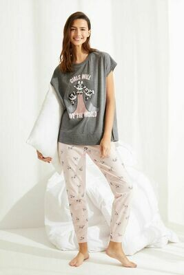 Pants Pijama Chicas Super Poderosas 2021